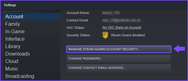 administrar-proteccion-steam-guard